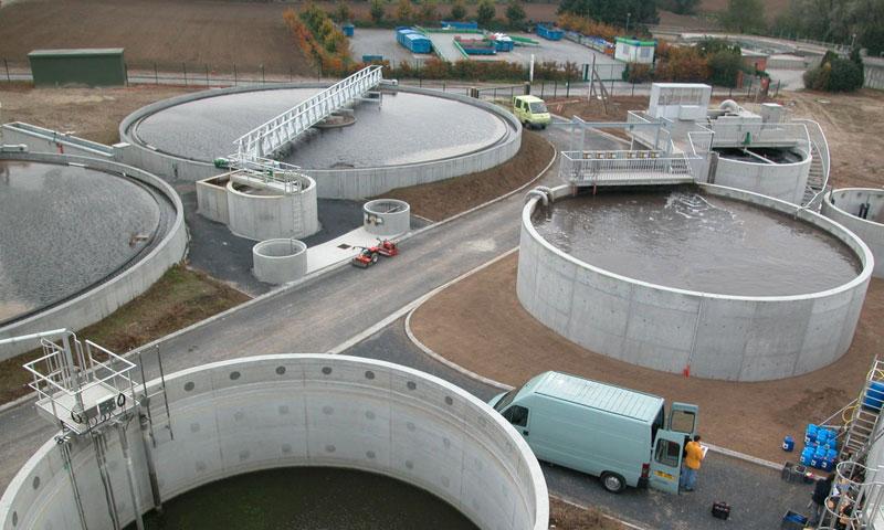 La planta de tratamiento de aguas residuales del futuro : ¿qué desafíos?